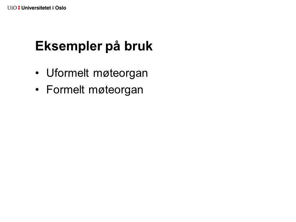 Oversikt over møter Eks https://www.usit.uio.no/om/it-dir/it-ledernettverk/moter/https://www.usit.uio.no/om/it-dir/it-ledernettverk/moter/