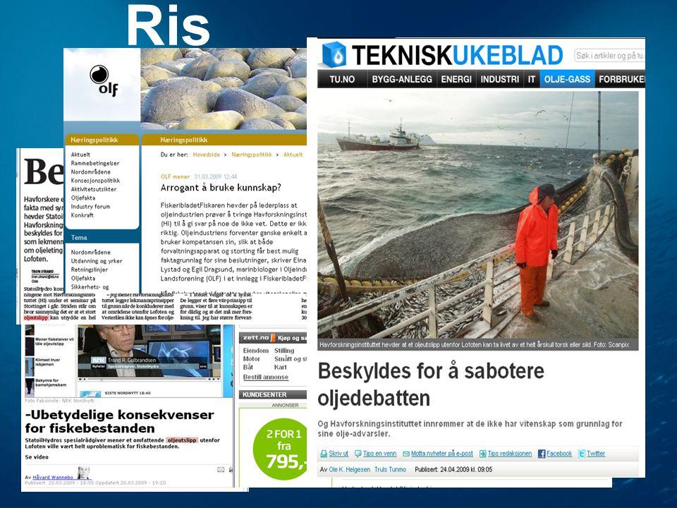 Tidsserier Foto: Øystein Paulsen