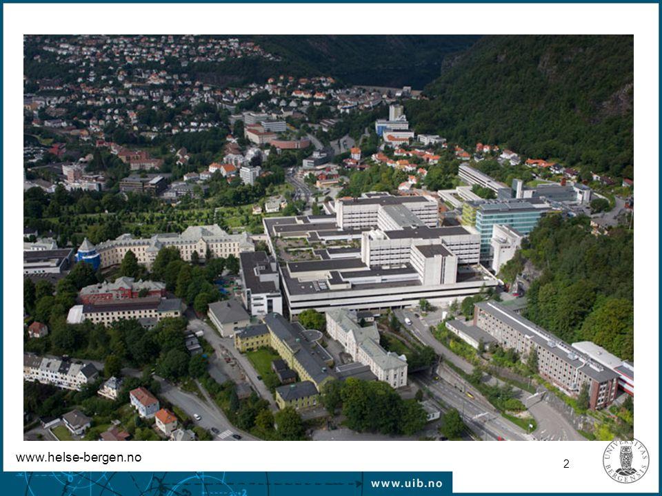 2 www.helse-bergen.no
