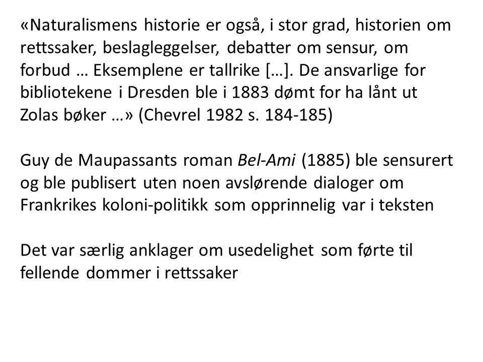 Friedrich Engels i 1888: «Den realismen som jeg snakker om, kan til og med vise seg på tross av forfatterens meninger [...] fra denne har jeg, til og med i de økonomiske detaljene (for eksempel den nye fordelingen av reelle og personlige eiendommer etter revolusjonen) lært mer enn av alle profesjonelle historikere, økonomer og statistikere fra denne tiden til sammen.