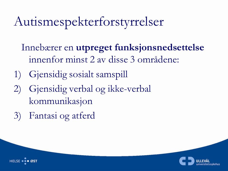 Psykose – diff.diagn.