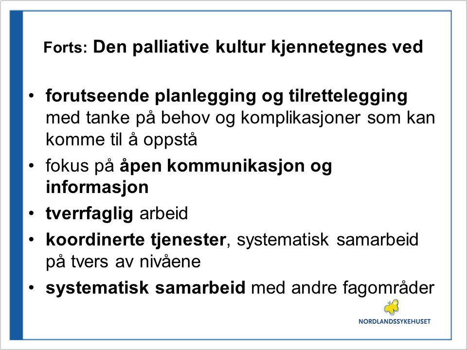 PÅRØRENDE – en viktig ressurs i palliasjon •Har ikke den syke det bra så har heller ikke de pårørende det bra, •Informasjon til pårørende må ikke glemmes, spes.