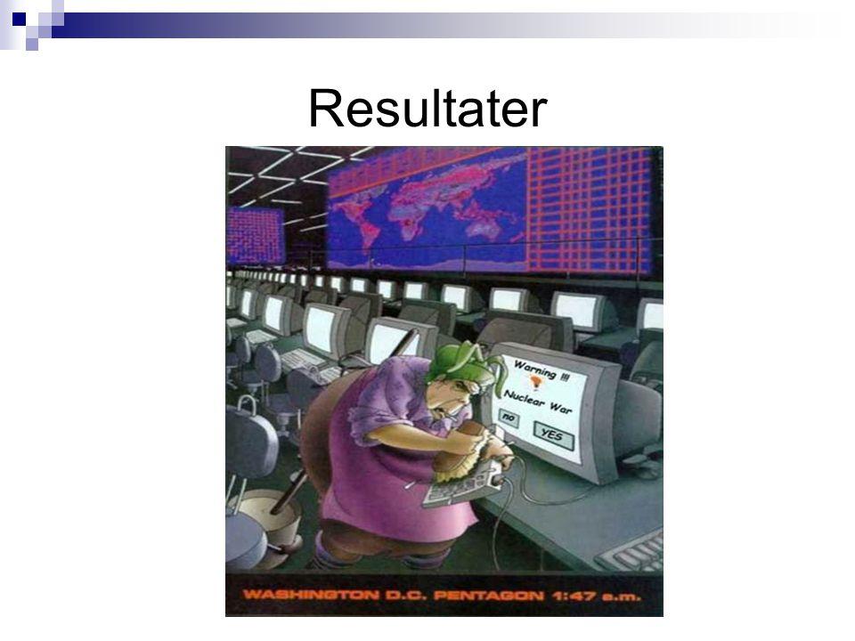 Databasen  Hovedmeny  Skjema for registrering av nye generatorer og tørrstoff – vareleveringer  Skjema for dagens gjøremål  Utføre søk mot databasen
