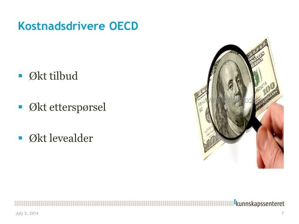 July 5, 20148 OECD 2006 http://www.oecd.org/dataoecd/57/7/36085940.pdf