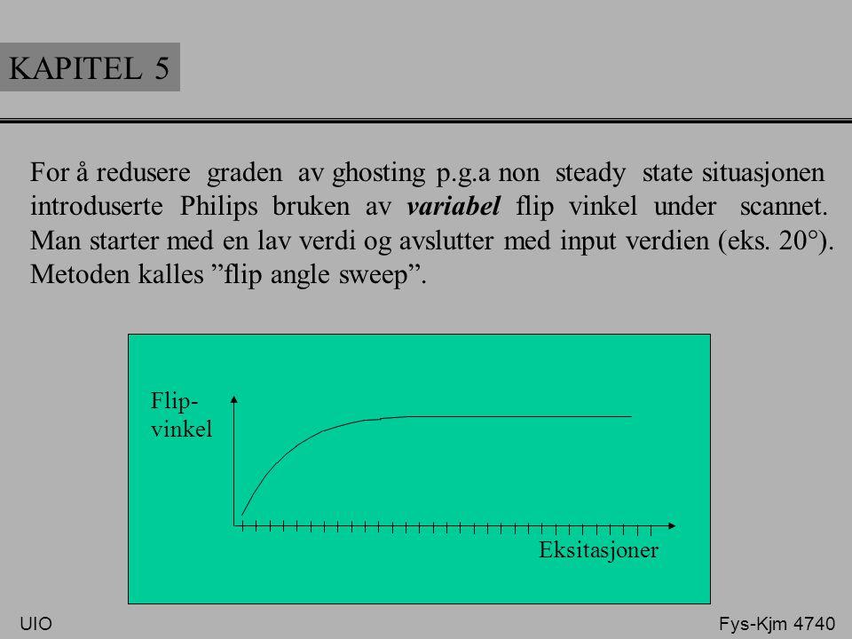 "TID M(z) Magnetiseringen (M) etter en 180° invertion puls Vi velger ""linear"" sampling dersom vi ønsker laveste fase-step midt i sekvensen. Ønsker vi a"