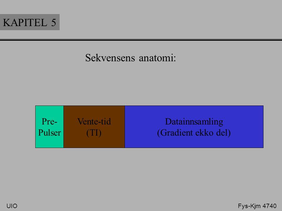 Som de andre pulssekvensene har også denne sekvensfamilien ulike navn avhengig av firma leverandør: • Transient/turbo Field Echo (Philips) • Turbo Fla