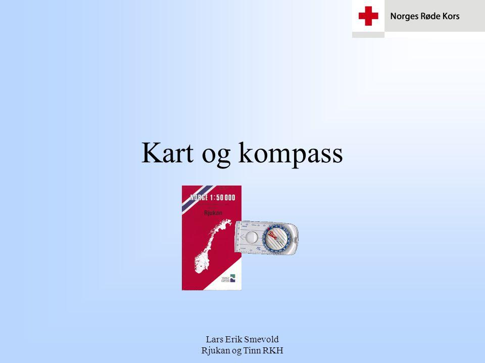 Lars Erik Smevold Rjukan og Tinn RKH Kart og kompass