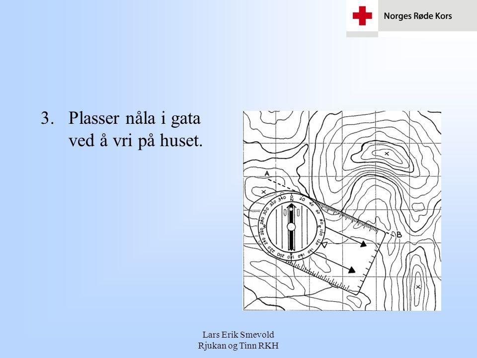 Lars Erik Smevold Rjukan og Tinn RKH 4.Gå i marsjretningspilas retning