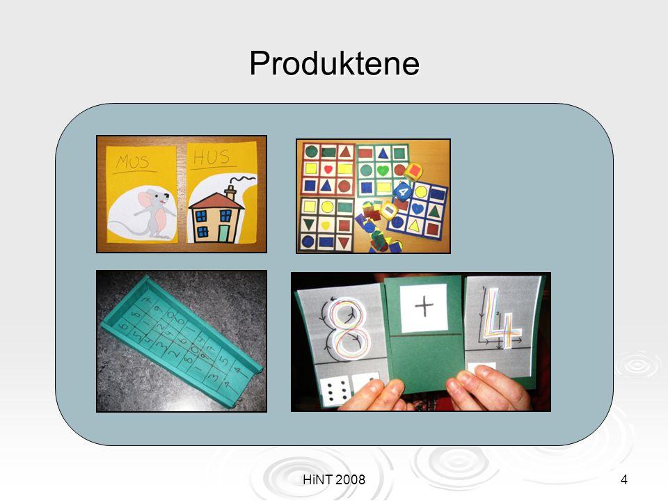 HiNT 20084 Produktene