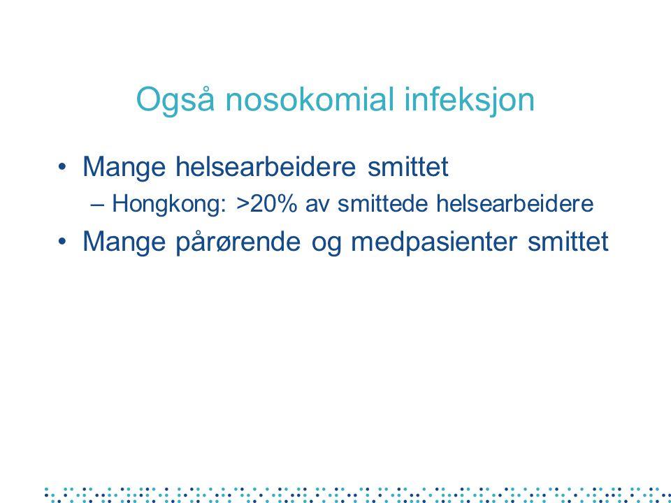 Personlig beskyttelsesutstyr •Åndedrettsvern (P3-maske), evt.