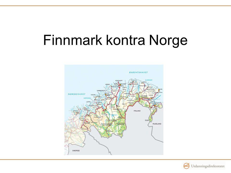 Finnmark kontra Norge