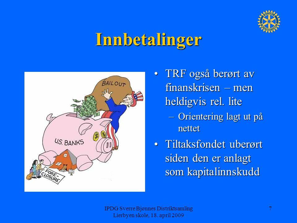 IPDG Sverre Bjønnes Distriktsamling Lierbyen skole, 18.