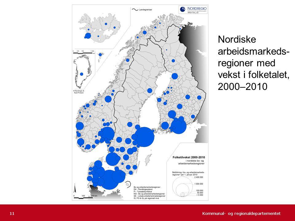 Kommunal- og regionaldepartementet Norsk mal: Tekst med liggende bilde Tips bilde: Bildestørrelse kan forandres ved å dra i bilderammen eller høyrekli