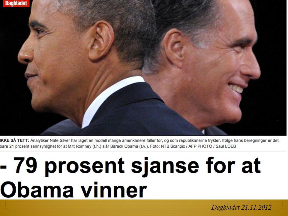 Dagbladet 21.11.2012