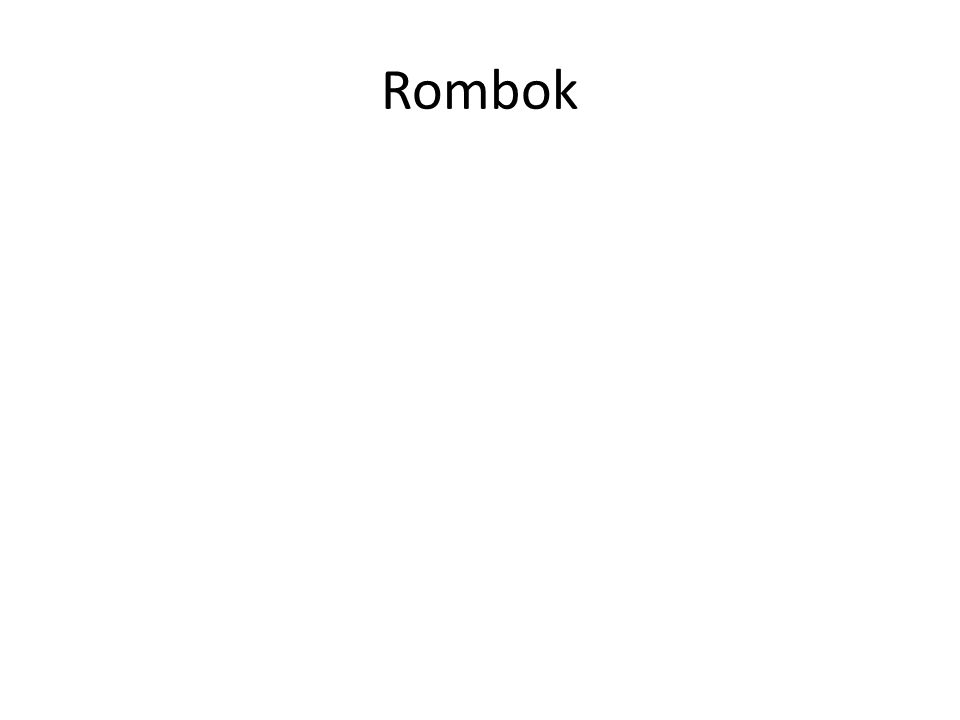 Rombok
