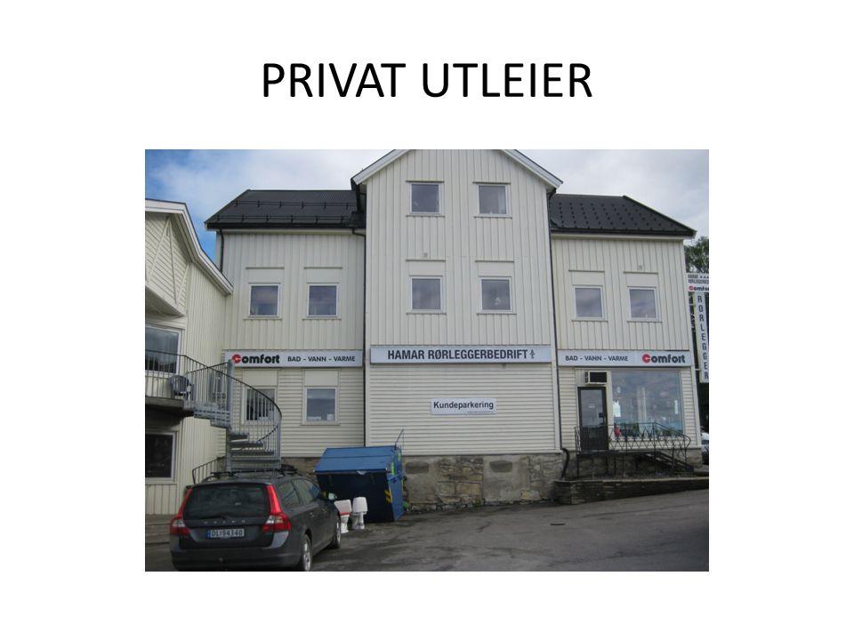 PRIVAT UTLEIER