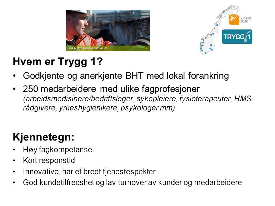 Vi ønsker et helsefremmende samarbeid med Jernbaneverket !