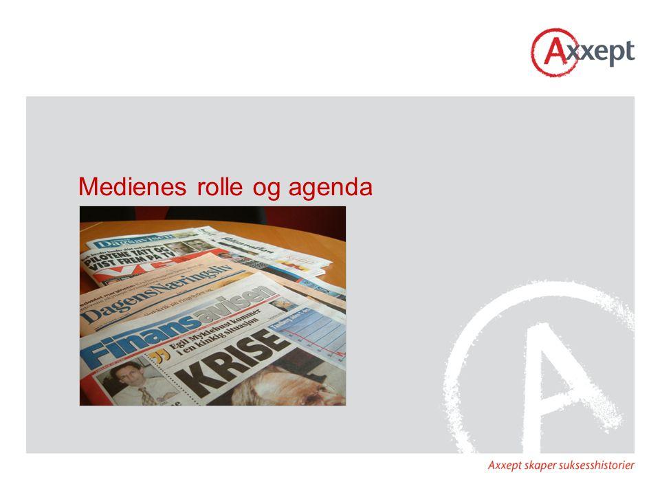 Hva er målet for mediekontakt?