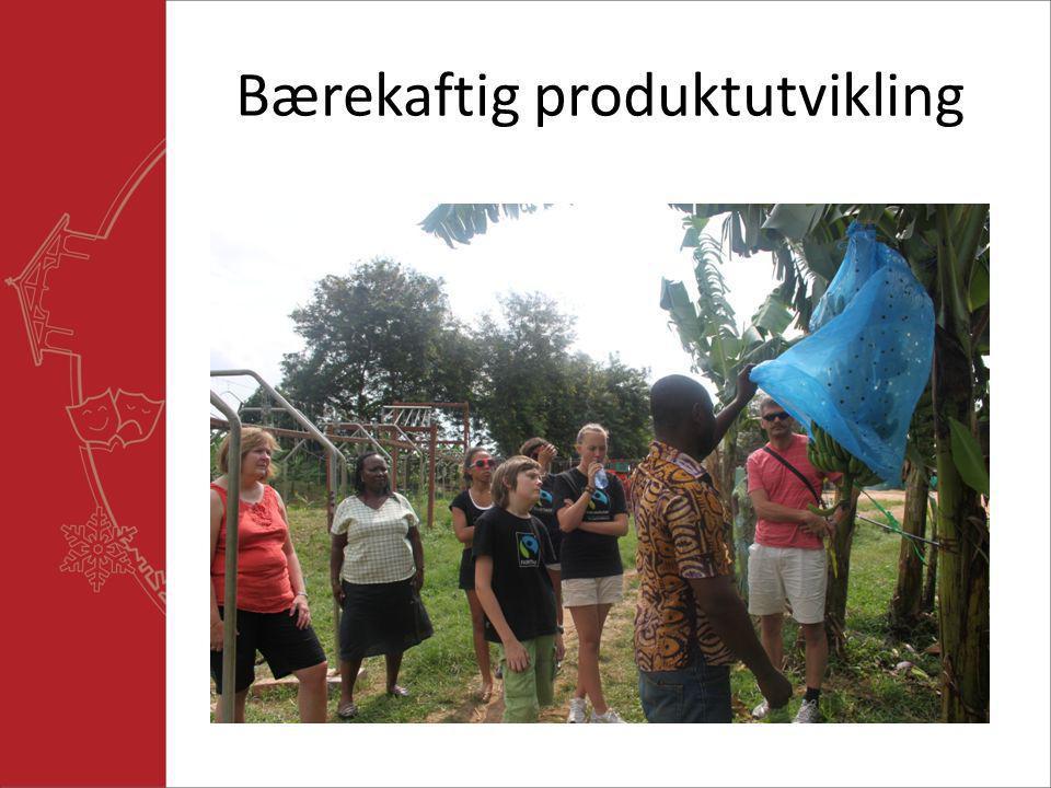Bærekaftig produktutvikling