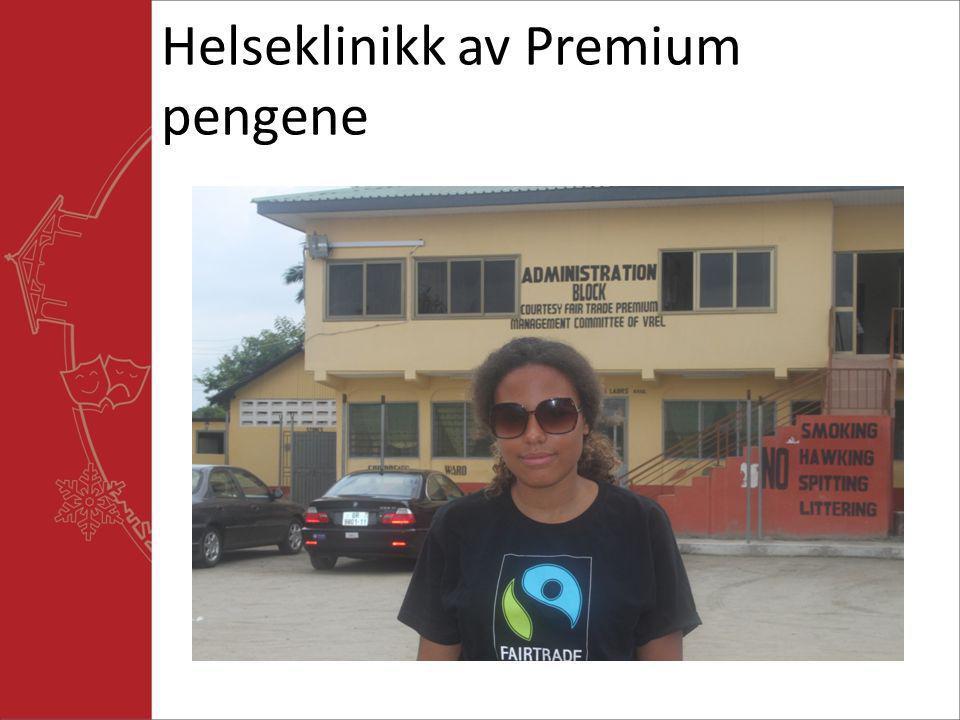 Helseklinikk av Premium pengene