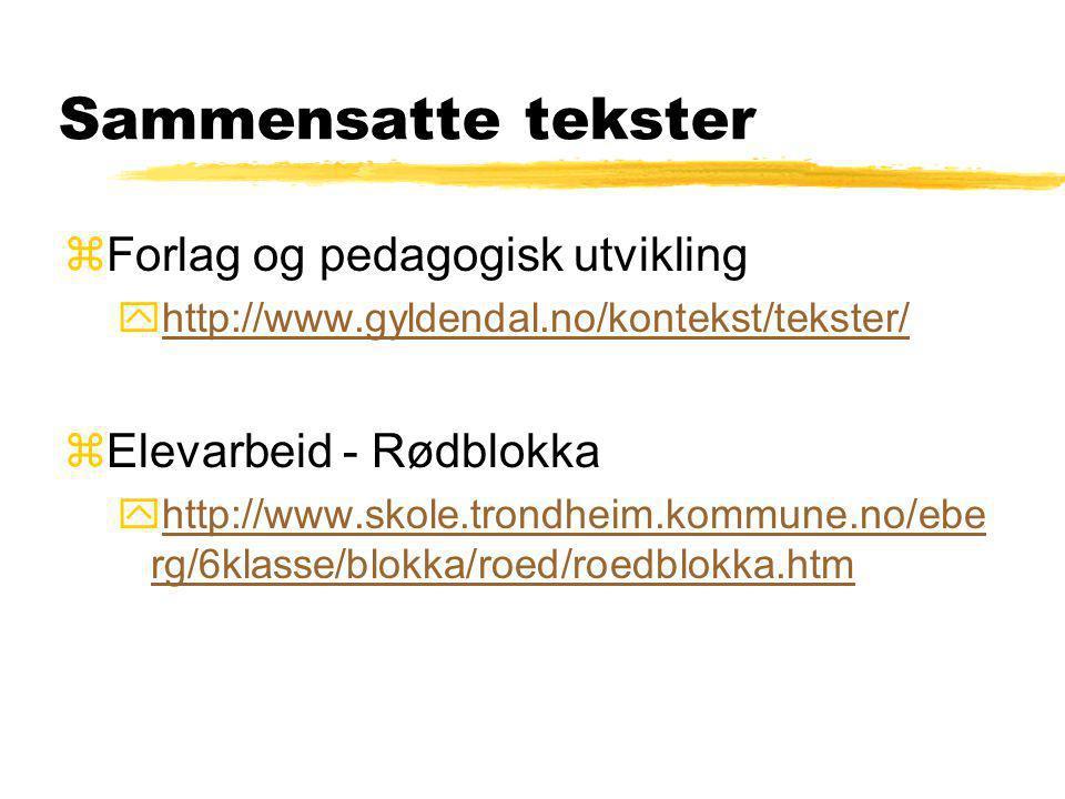 Konklusjoner om LMS zMoodle som info.system - ok zNødvendig info.system mellom samlingene zIkke tilstrekkelig som fellesskap for kunnskapsbygging zArb