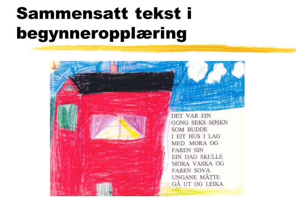 Begynneropplæring - lese ved å skrive zLære å lese ved å skrive på data zAftonbladet zhttp://www.aftonbladet.se/wendela/barn/article4 04868.abhttp://w