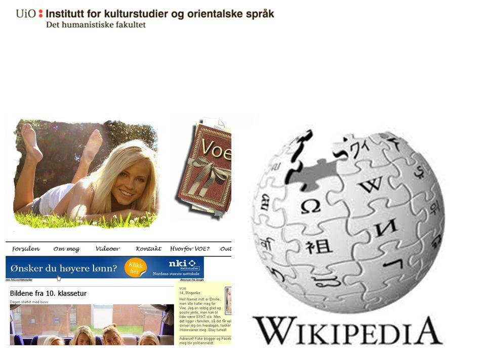 Blogg Wiki