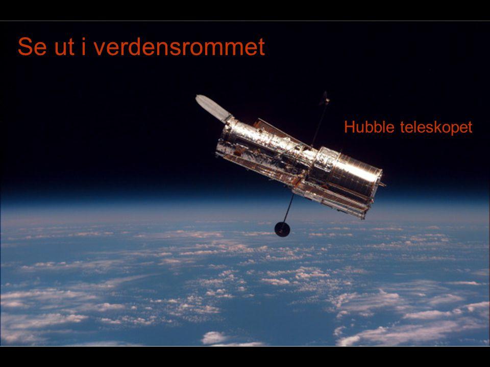 Bilde fra Hubble teleskopet