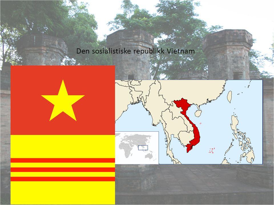 Den sosialistiske republikk Vietnam