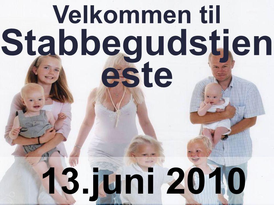 Velkommen til Stabbegudstjen este 13.juni 2010