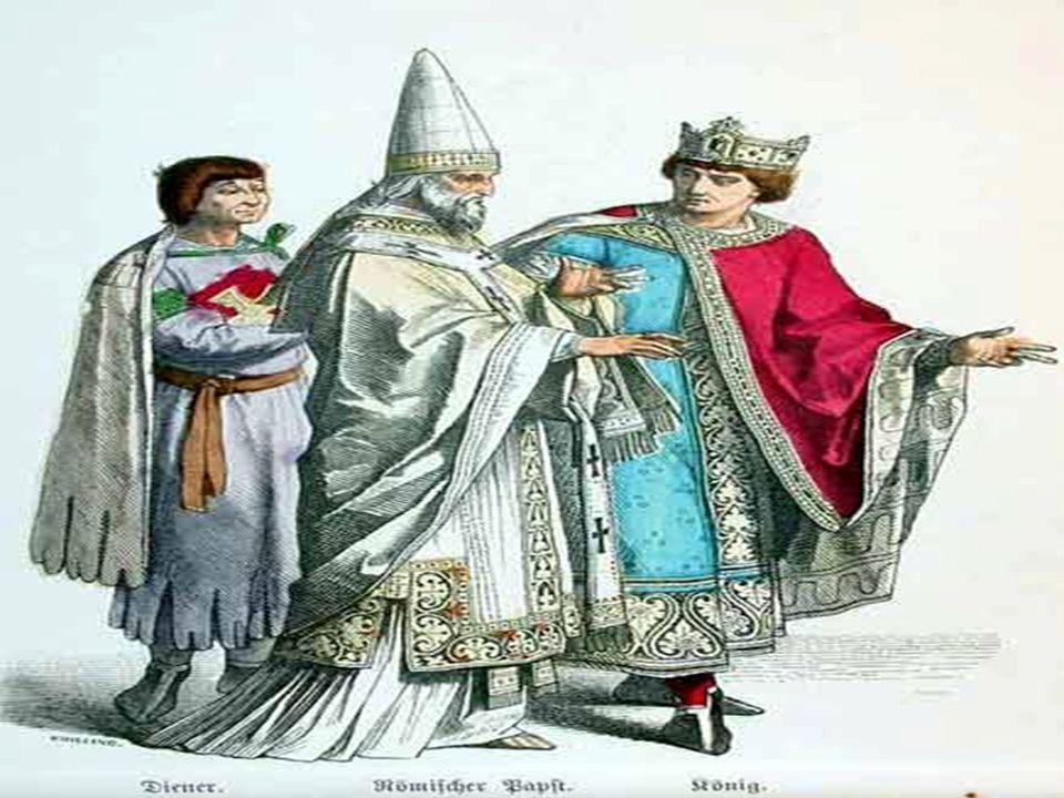 Føydalismen  Eldste sønnen til en vasall arvet jorden  Yngre sønner deltok i krigsoppdrag og ble riddere  Også kirken hadde en sentral plass i føydalsystemet  Biskopene inngikk troskap mot kongene og fikk len i gjengjeld  Kirken ble etter hvert den største lensherren