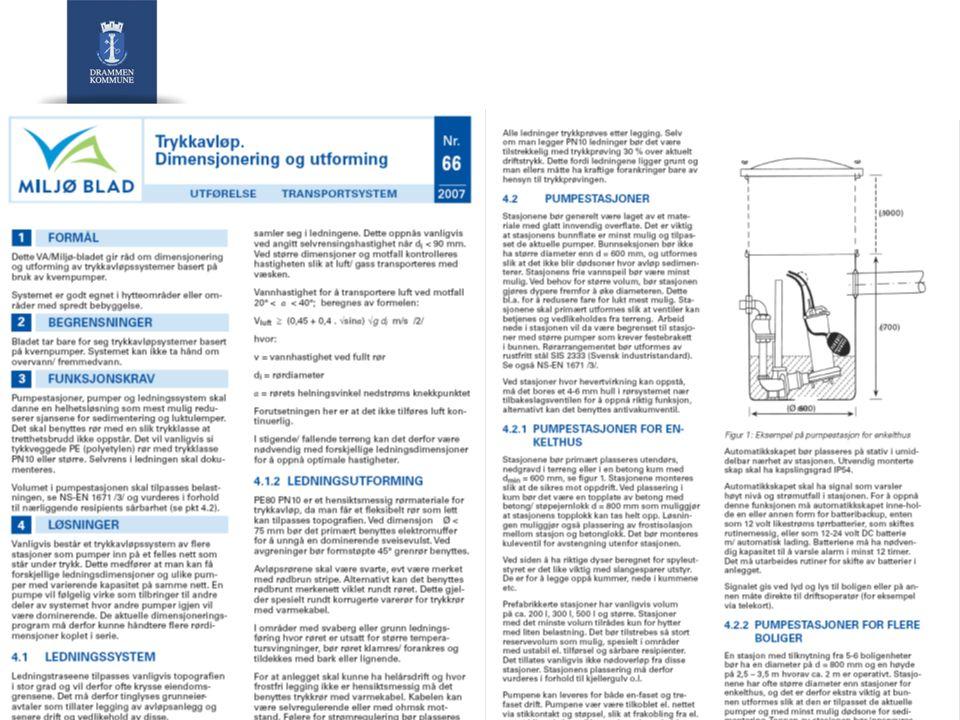 Tilknytning av boliger • Helårsboliger: Kommunen har hjemmel for pålegg (pbl § 65 og 66).