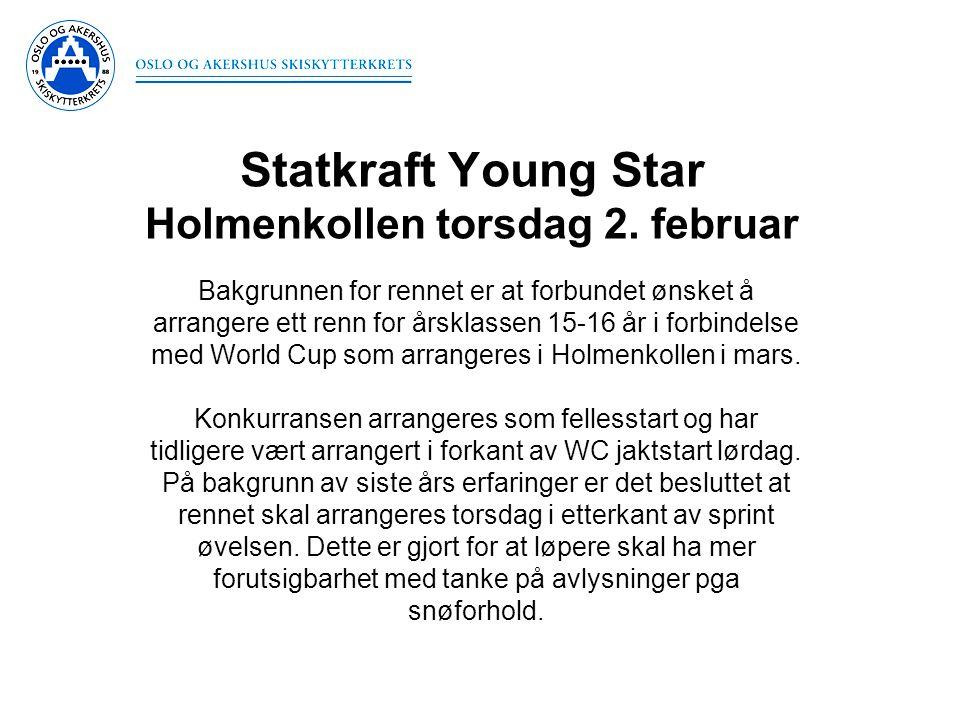 Statkraft Young Star Holmenkollen torsdag 2.