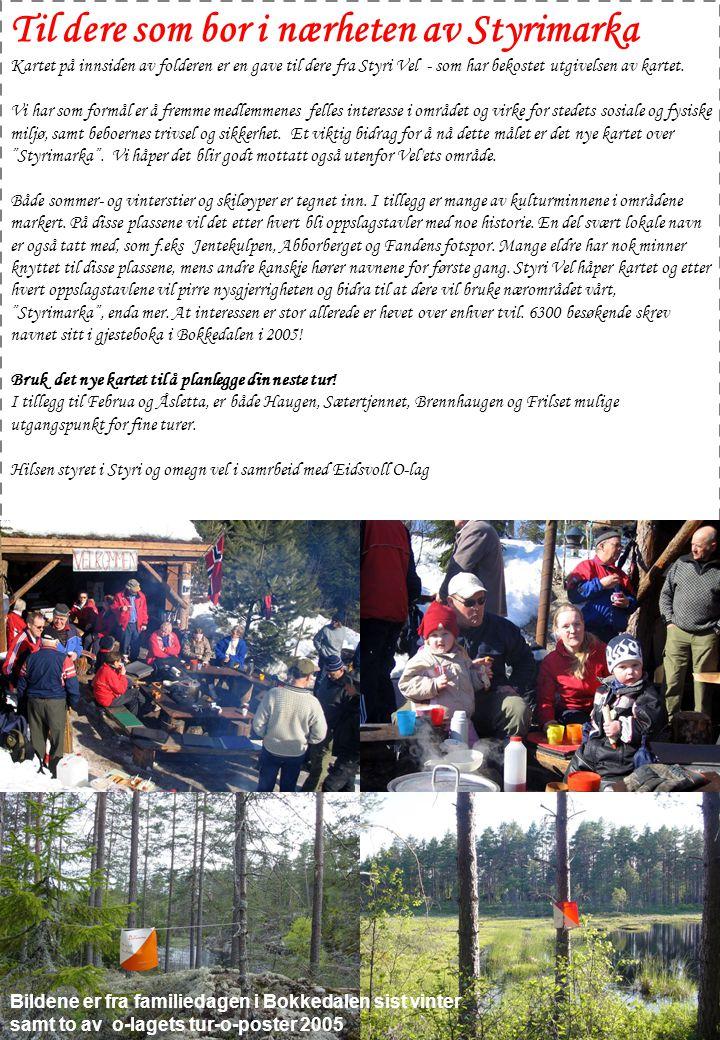 Bli med på Eidsvoll O-lags turorientering: Turorientering er trim for voksne og skattejakt for barn, akkurat når det passer deg....
