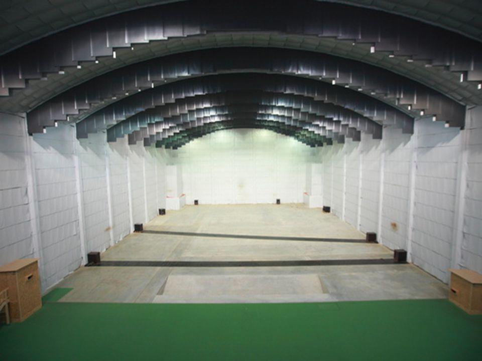 Innendørs skytebane – bilde 1