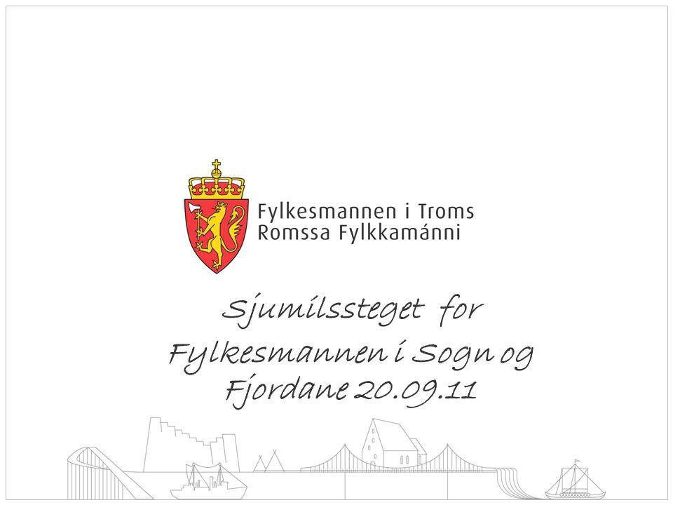 Sjumilssteget for Fylkesmannen i Sogn og Fjordane 20.09.11