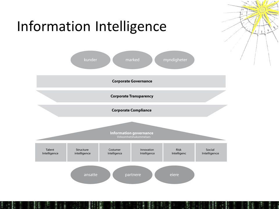 Information Intelligence