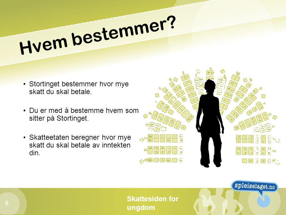 Skattesiden for ungdom 17 Du får • Feriepenger • Lønn under sykdom • Pensjonspoeng • Lønnsgaranti • Oppsigelsesvern • Dagpenger under arbeidsledighet • Yrkesskadeerstatning • Sluttattest .