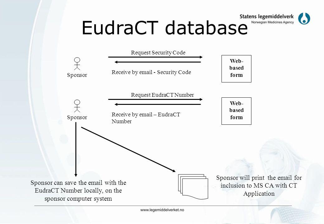 Hva må legges ved? •Følgebrev •Søknadsskjema i xml- og pdf-fil, samt en signert papirversjon •Kopi av e-posten med EudraCT-nummeret •Protokoll •Pasien