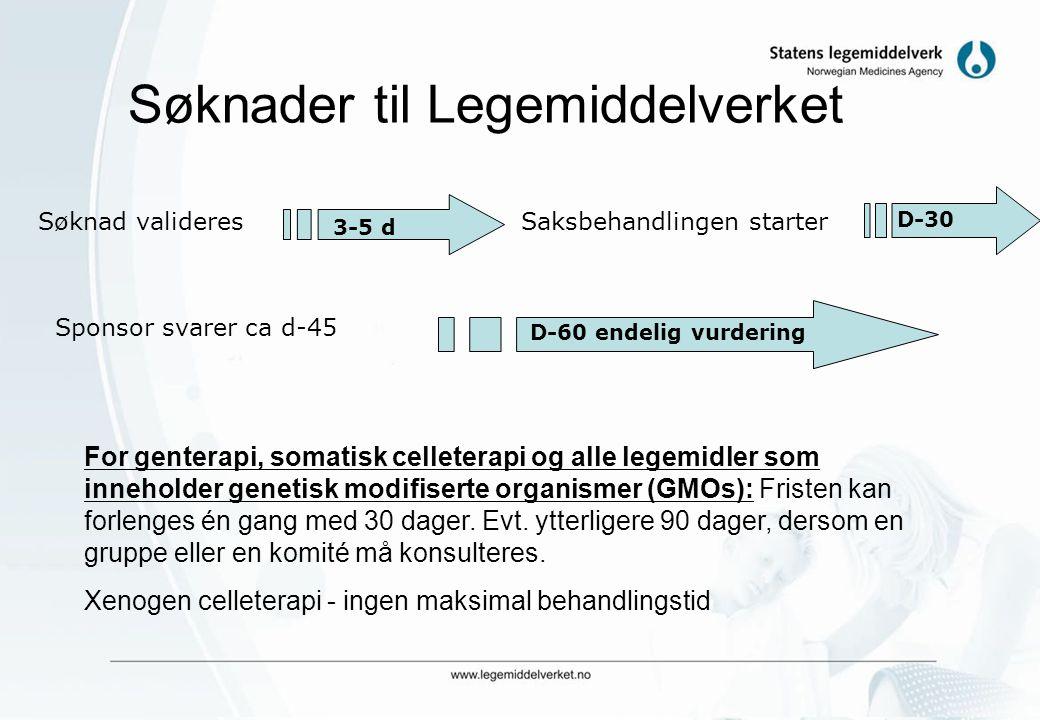EUDRACT •EU-database for alle kliniske studier •Indre del bare tilgjengelig for myndigheter •Gjøre barnestudier tilgjengelig for allmennheten og unngå