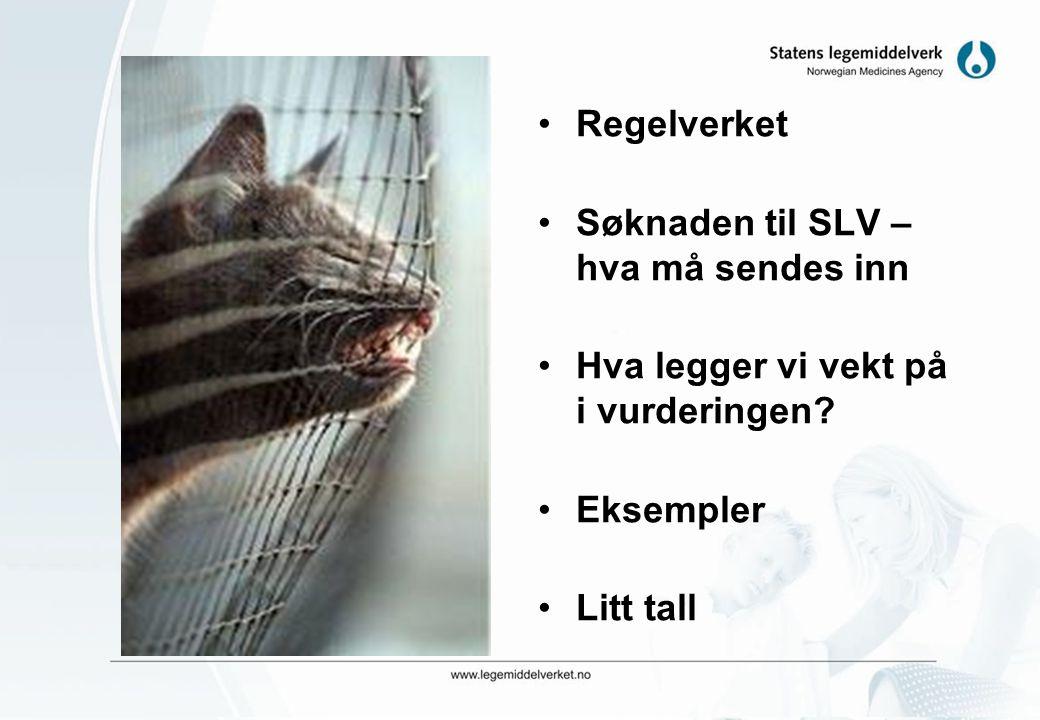 Godkjenning av kliniske studier Ingvild Aaløkken
