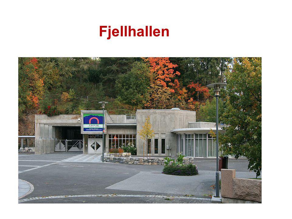 Fjellhallen
