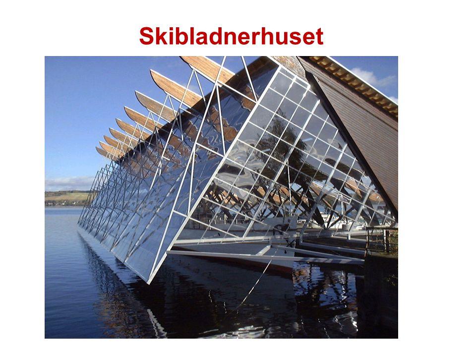 Skibladnerhuset