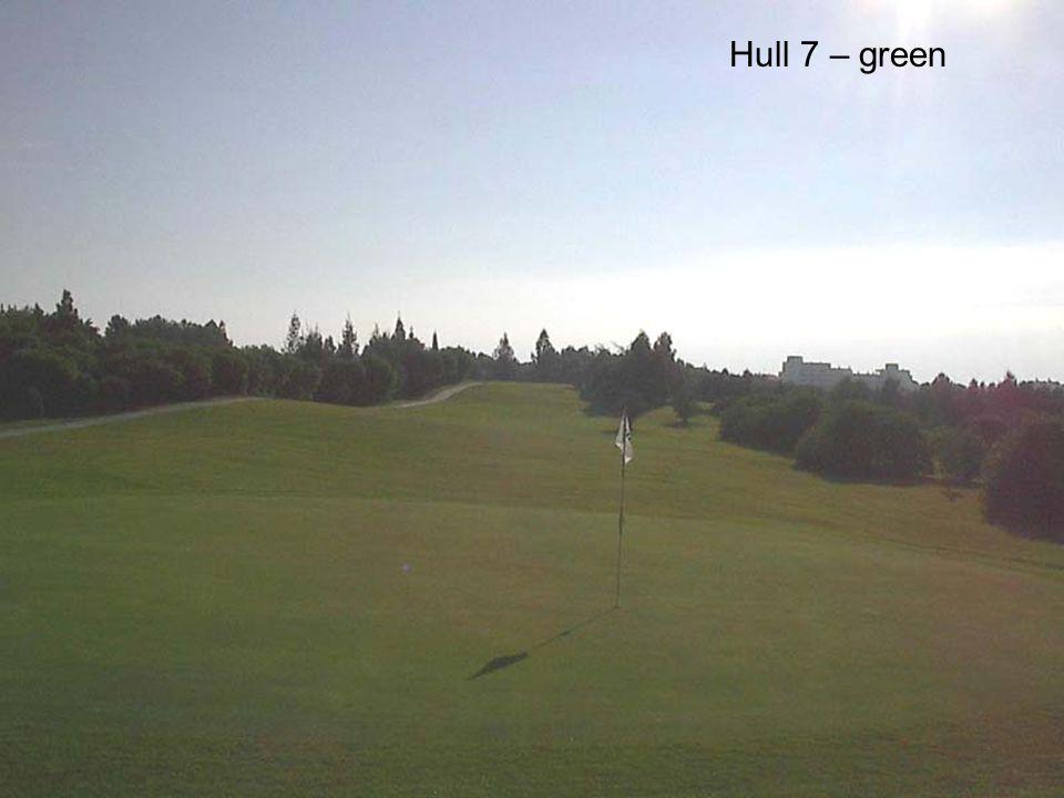 Hull 7 – green