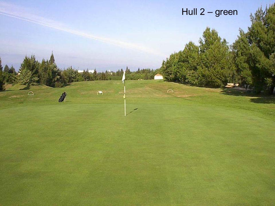 Hull 2 – green