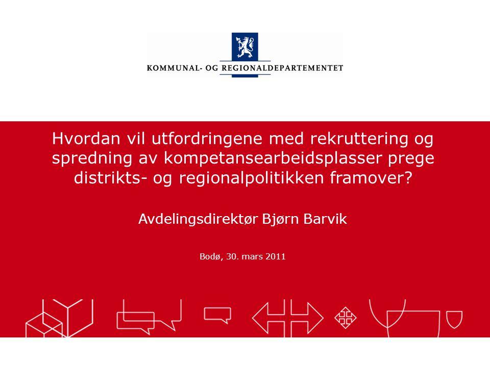 Kommunal- og regionaldepartementet Norsk mal: Startside Tips engelsk mal Klikk på utformingsfanen og velg DEPMAL – engelsk.