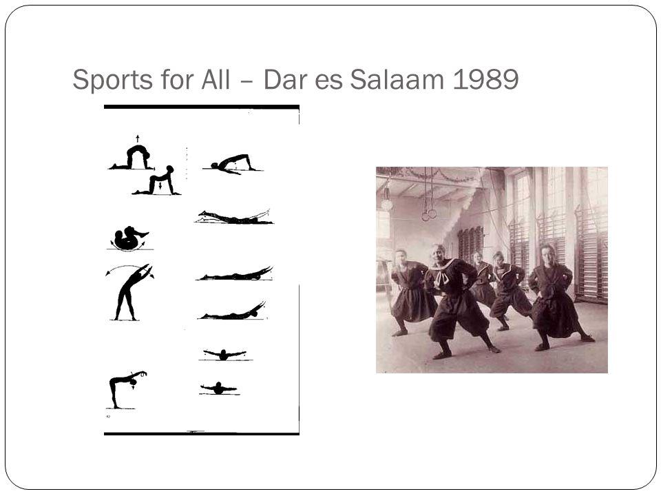 Idrett som siviliseringsprosjekt