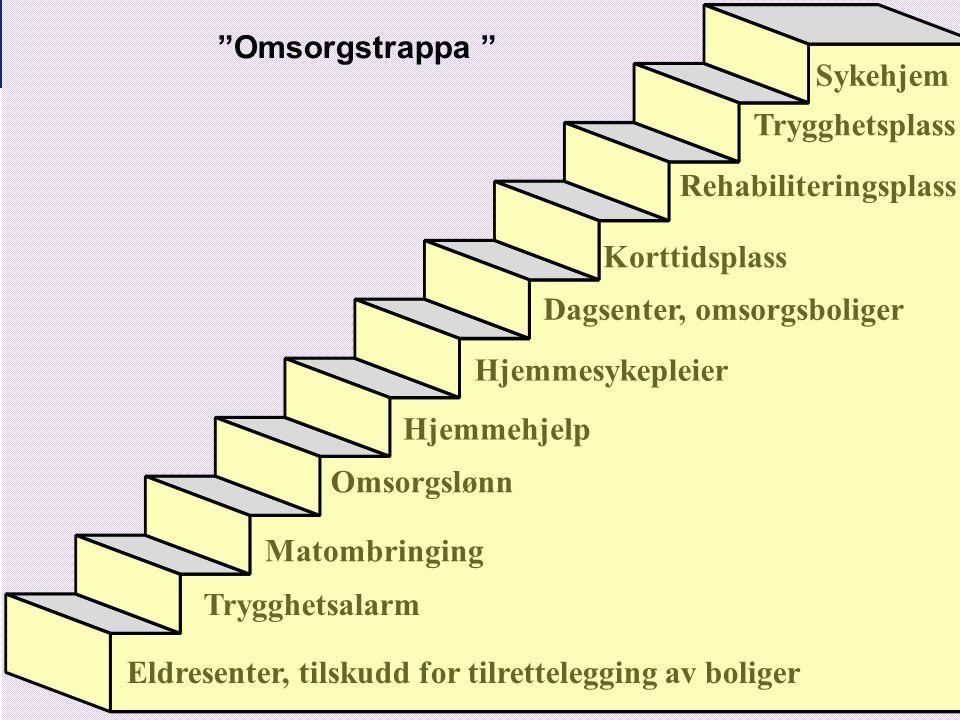 Oslo kommune Helse- og velferdsetaten Oppdrag i forhold til eldresentrene •Utvikling og kvalitetssikring av tjenestene i eldresentrene.