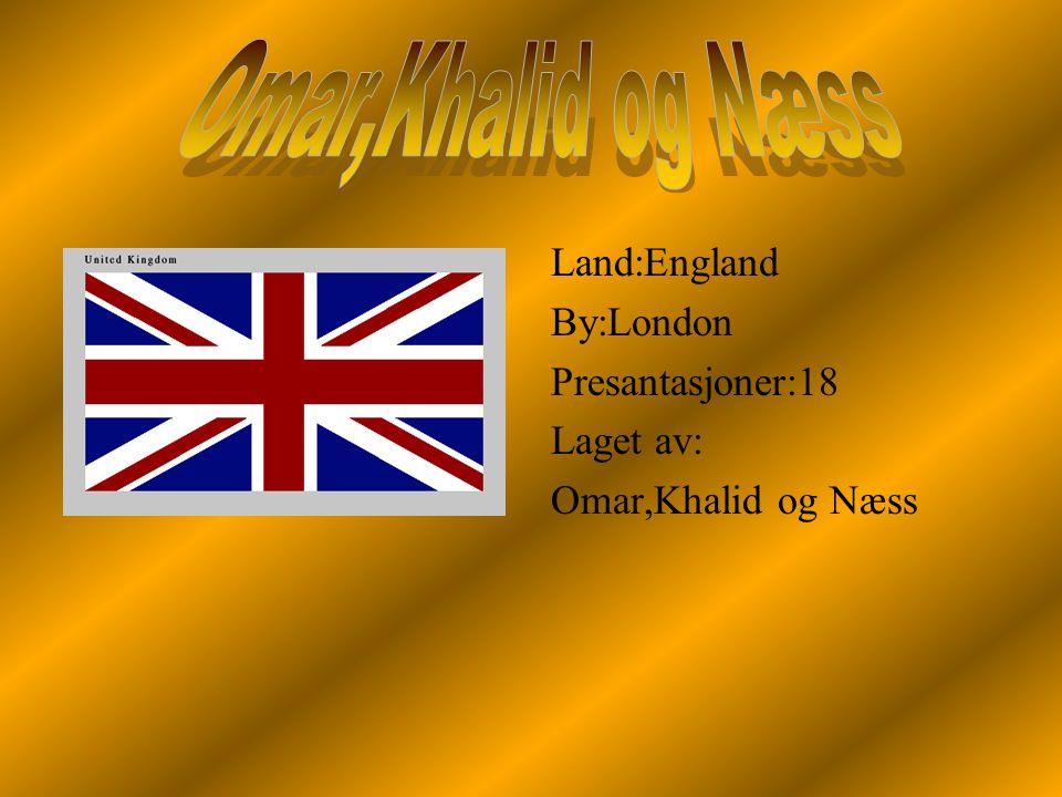 Innledning Storbritannia består av Tre land England,Skottland, Wales.I 1973 ble Storbritannia medlem sammen med Irland og Danmark.I 1901 hadde Storbri