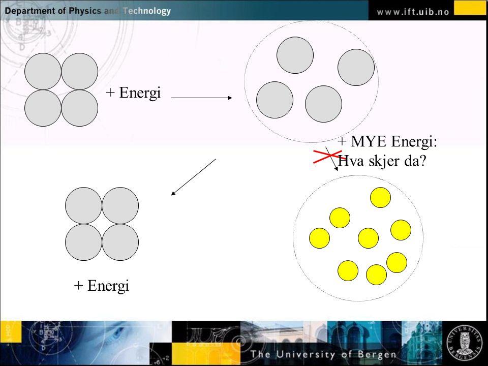 Normal text - click to edit + Energi + MYE Energi: Hva skjer da?